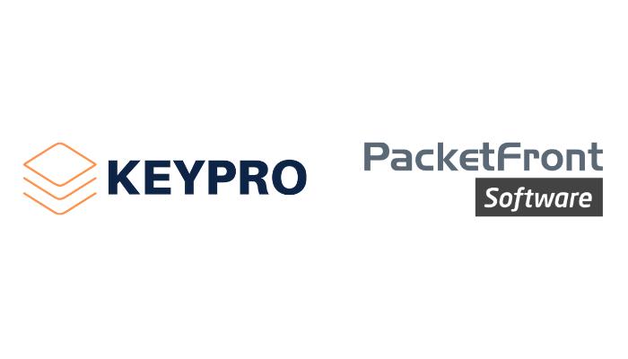 Keypro and PFSW logos